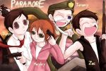 Paramore as Left 4 Dead by Chocoreaper