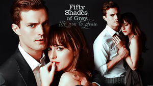 50 shades of Grey wallpaper by theanyanka