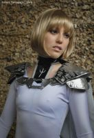 claire, Claymore by Sisters-Tamagochi
