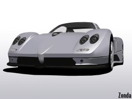 Zonda.Vector by J-a-z-z-z