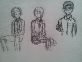 2 Armins and a Marco by Portmanteal