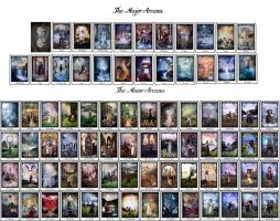 All Card : Mystic Dream Tarot by azurylipfe