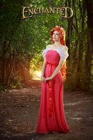 Giselle - Enchanted (Disney cosplay) by Timon-Twinkle