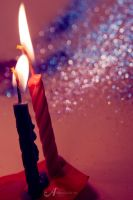 Candle Bokeh by alkimh