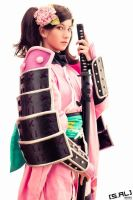 Demon Blade: Momohime by Creelman09