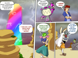 Ching Marly Pag 1 by TheBrokenMonkey