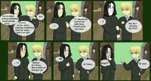 How to shock Snape - vimessy by snapefanclub