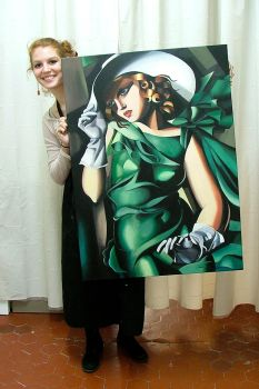 Miss Lempicka by clre