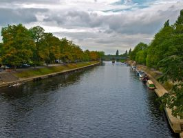 River Ouse by gee231205