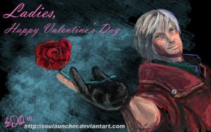 DEVIL MAY CARE: DANTE by SOULAUNCHER