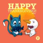 Happy Thanksgiving 2015 by WEAPONIX