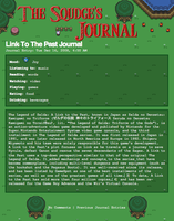 Link to The Past Journal by paridox