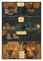 Rise Of The Pumpkin Queens 05 by FullMoonMaster