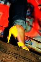 The Foot by CasePhoto