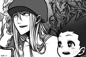[Present] About Ging by Jakufuu