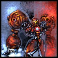 Metroid Color by Falcon-