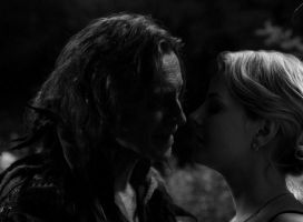 Rumplestiltskin and Emma Manip by AllenLenalee