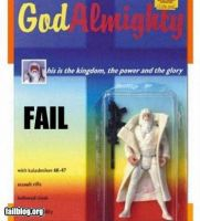 God Almighty by WilburMercer
