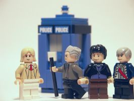 11 days of The Doctor: Bonus 4 by AndrewStone