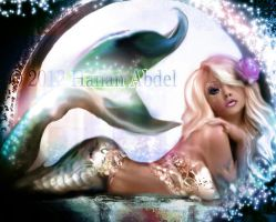 Starkiss Mermaid by Hanan-Abdel