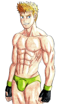 Tim Is a hunk! by nicehunter