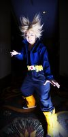 Future Trunks - Cosplay by Oniakako