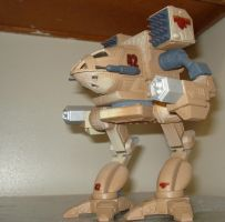 Timber Wolf Model by dog42a