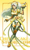 Cheesecake girl by ming85