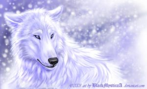 Spirit of the Snow by BlackMysticA
