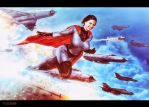 Soviet Air Defense Forces by Soviet-Superwoman