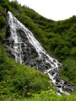 Waterfall 11 by prints-of-stock