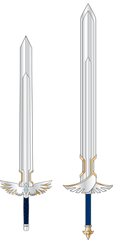 Sword Of The Spirit (Trial Designs) by GnarledContradiction