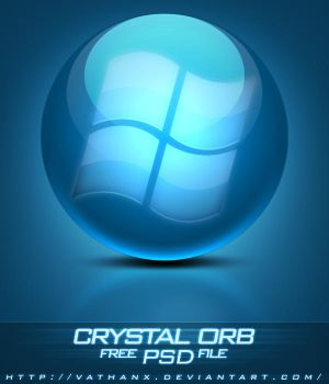 PSD - Crystal Orb by Vathanx