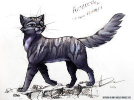Feathertail by AmyVsTheWorld