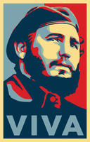 Viva Fidel by TheIronLion