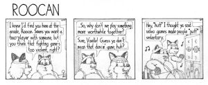 Roocan Strip 145 by BruBadger