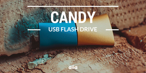 Candy - USB FLASH DRIVE by aiia-promo-products