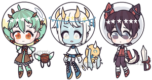 (set price) space adopts: OPEN [2/3] by remiita