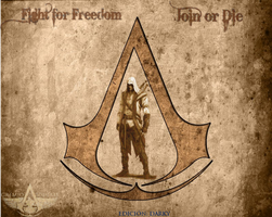 Assassin's Creed III - Fight for Fredoom by josetemg