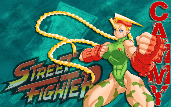 Cammy Wallpaper Thingy by Un-Debido