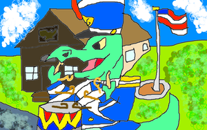 General Galapagos Bandmarcher 3 by conlimic000