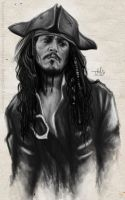Captain Jack by TheTanyaDoll