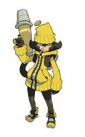 Yellow by Lysol-Jones