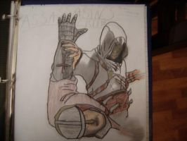 Assassin's creed by AStein35