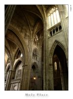 Cathedral Architecture by Maxwell-Vibe