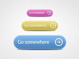 Free Scalable Web Button by Rafael-Olivra
