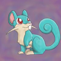 Request: Slip's the Rattata by NeoTheBean
