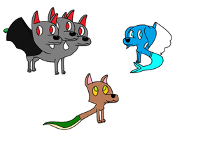 Mythological adopts(CLOSED)