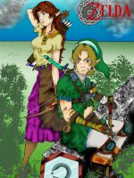 The Legend of Zelda- Before the Twilight by animedudevid