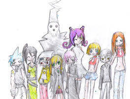 Soul Eater by EpicRainbowPerson